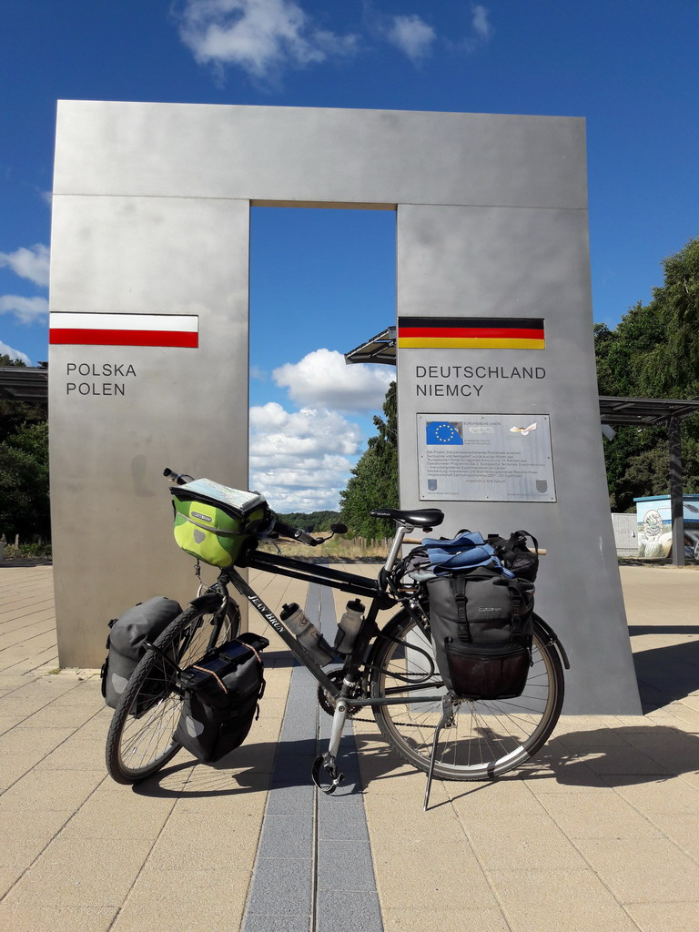 Baltic Sea cycle route