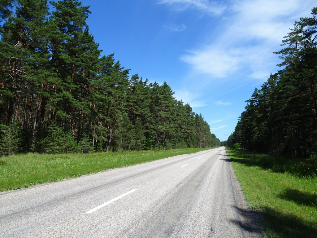 pays baltes à vélo