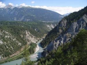 Route du Rhin