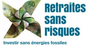 désinvestissement des énergies fossiles